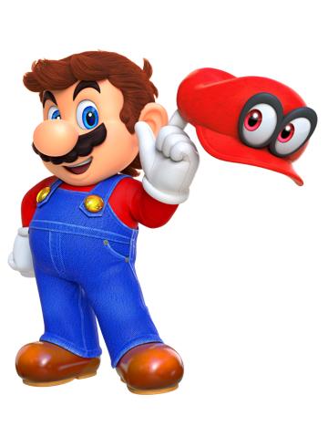Super Mario Odyssey £32.90 @ Nintendo US Store  (also Skyrim or Doom £23.50)