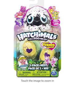 Hatchimals Colleggtibles Series 3 2 Pack & Nest - £2.50 @ Amazon Add On Item