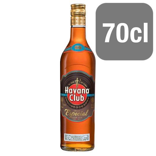 Havana Club Anejo Especial Rum 70cl - £15 (Was £20.50) @ Tesco