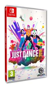 Just Dance 2019 on Switch - 25.99 in Sainsburys