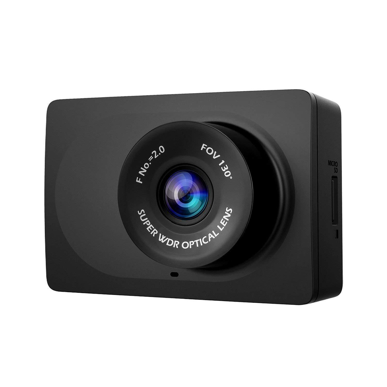 "YI Compact Dash Cam, 1080P HD  with 2.7"" LCD Screen, G-Sensor, Night Vision, £23.98( promotion code) YI Official Store UK / Amazon."