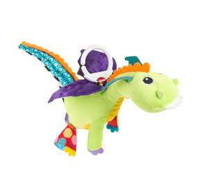Lamaze Flip Flap Dragon - Clip On Pram and Pushchair Newborn Baby Toy @ Amazon £8.77 Prime £13.6 Non Prime.