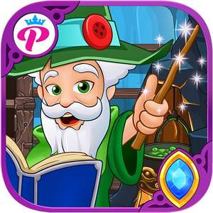 My Town - My Little Princess : Wizard FREE on iOS and Google Play
