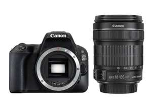 Canon EOS 200D with 18-135mm Lens £519 (£469 after cashback) Amazon