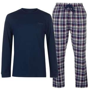 sports direct offer -  2 pairs of men's pajamas for £12 + 4.99p+p