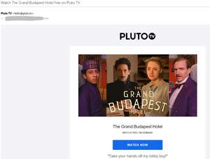 Watch The Grand Budapest Hotel free on Pluto TV