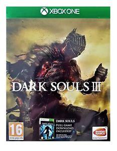 Dark Souls 3 + Dark Souls 1 (Xbox One) £8.95 Delivered @ ebay.co.uk sold by dvdbayuk_outlet
