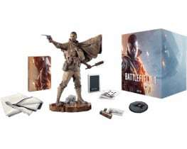 Battlefield 1 Collectors Edition (no Game) INSTORE for £5