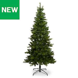 7ft 6in Eiger Classic Christmas tree for £27 Free C&C w/c @ B&Q