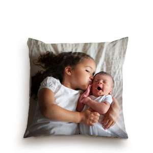 Photo Cushion £10  / £14 delivered @ My picture