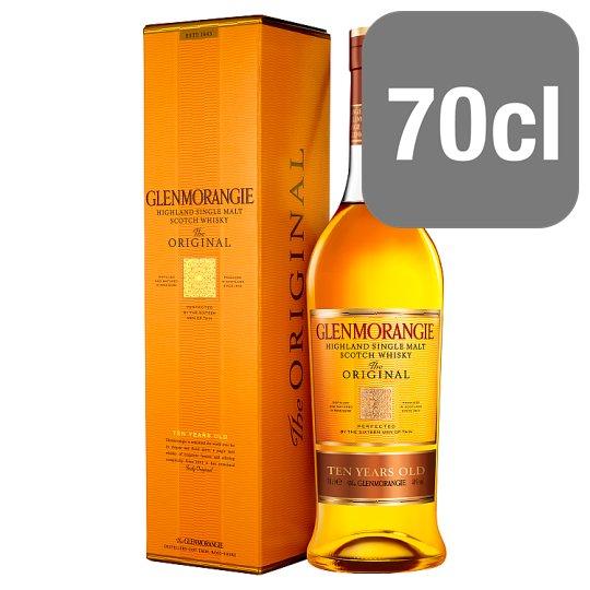 Glenmorangie 10 YEAR OLD  The Original 70cl Single Malt Scotch Whisky £25 @ Tesco & Asda