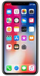 Apple iPhone X 64GB Space Grey at Ebuyer for £749