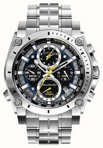 Bulova Precisionist 96G175 Mens Watch at Ernest Jones for £299 with code