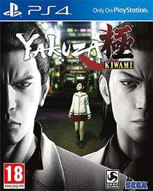 Yakuza Kiwami PS4 - Pre-owned £4.26 -  Music magpie ebay