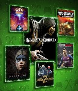 Mortal Kombat X, Hellblade: Senua's Sacrifice, PES 2019, Spintires, Shadow Warrior 2 and more coming to Game Pass in December
