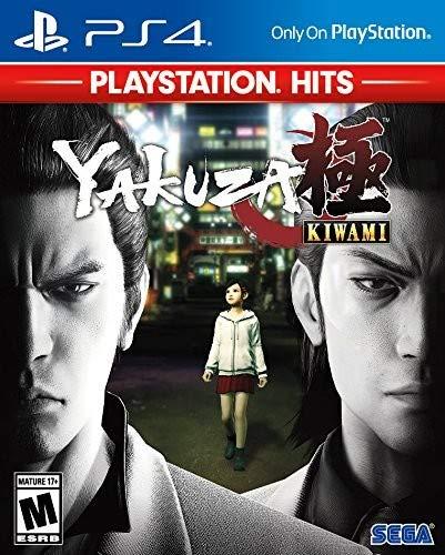 Yakuza Kiwami PS4 - used very good £4.74 @ Musicmagpie amazon