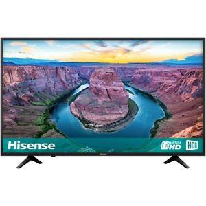 Hisense H43AE6100UK 43 Inch 4K Ultra HD Smart LED TV - £237.15 from AO eBay (using code XMAS15 - selected accounts)