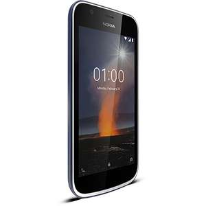 Nokia 1 £39 on O2 PAYG, no topup required