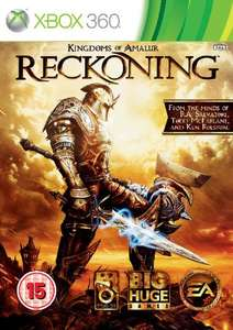 Kingdoms of Amalur: Reckoning: Arms & Armor Bundle (Xbox 360 / Xbox One) for free DLC only