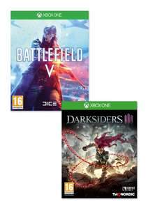 Battlefield V and Darksiders III on Xbox One/PS4 for £59.85 Delivered @ Simplygames