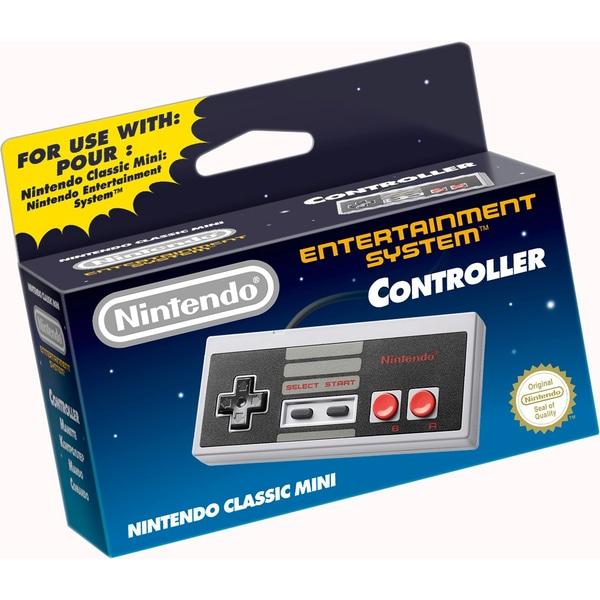 Nintendo Classic Mini: NES Controller £7.99 @ Smyths