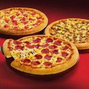 50% Off pizzas over £15 @ Pizza Hut