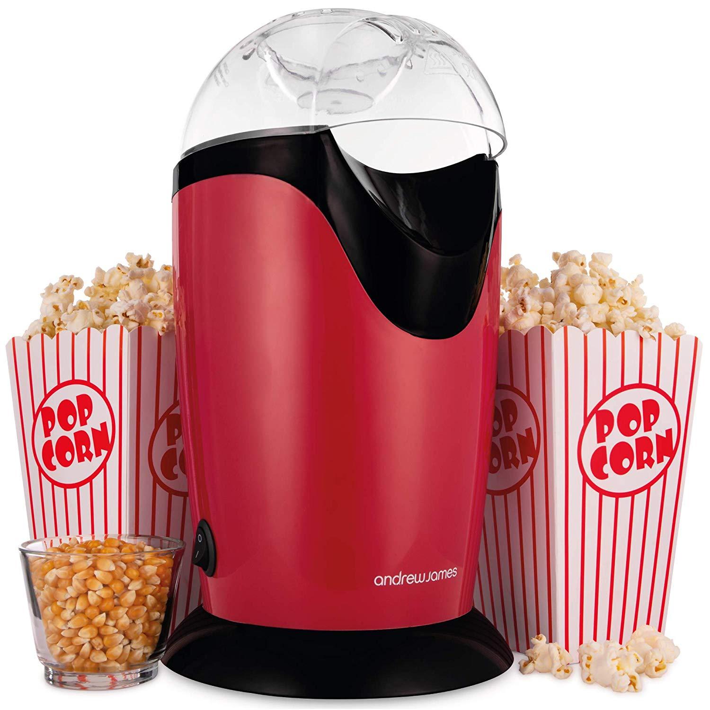 Andrew James Classic Popcorn Maker Machine £16.49 @ Andrew James Amazon