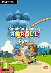 Katamari Damacy REROLL (Steam) £11.24 @ Voidu with voucher WINTERMADNESS