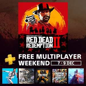 PlayStation Free Multiplayer Weekend 7th to 9th December  - SEA Region Accounts