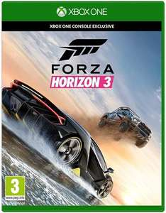 Forza Horizon 3 (Xbox One) £10 (Used) @ CEX (+£1.50 Delivered)