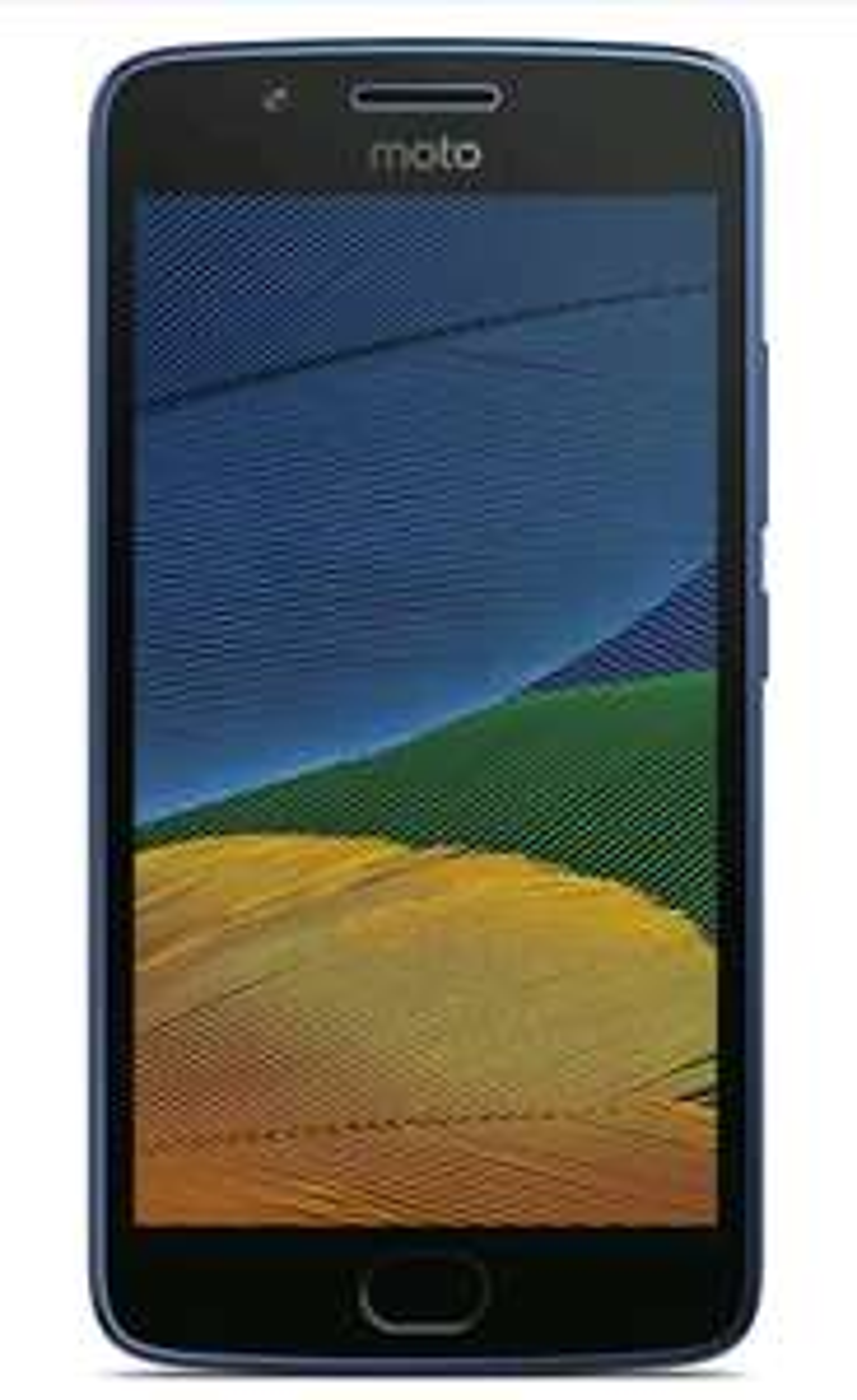 O2 Moto G5 5 Inch 16GB 5MP Mobile Phone - Blue £99.99 @ Argos Ebay