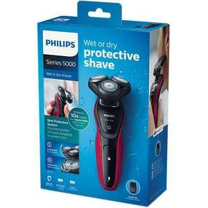 Philips Series 5000 Wet & Dry Men's Shaver With Precision Trimmer S5240/06 - £56 (Was £140) @ Boots   Free Del. + 672 Adv. Pts + 6% Quidco