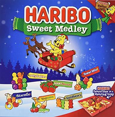 Haribo Sweet Medley Gift Box, 540 g @ Heron Foods