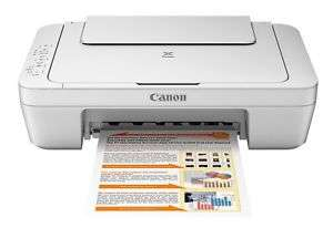 Canon Pixma MG2550 All-In-One Colour Printer - White, £21.99 at Argos / Ebay