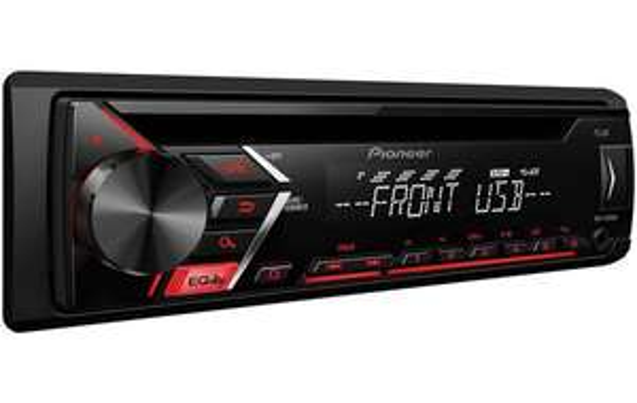 Ex Display Pioneer DEH-S100UB DSP Car Stereo £30 @ Halfords