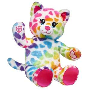 8th December INSTORE ONLY £8  Bear is the Rainbow Cat