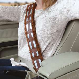 Amazon - Official Licensed Star Wars Chewbacca Seat Belt Cover £7.98 Prime (+£4.49 Non Prime)
