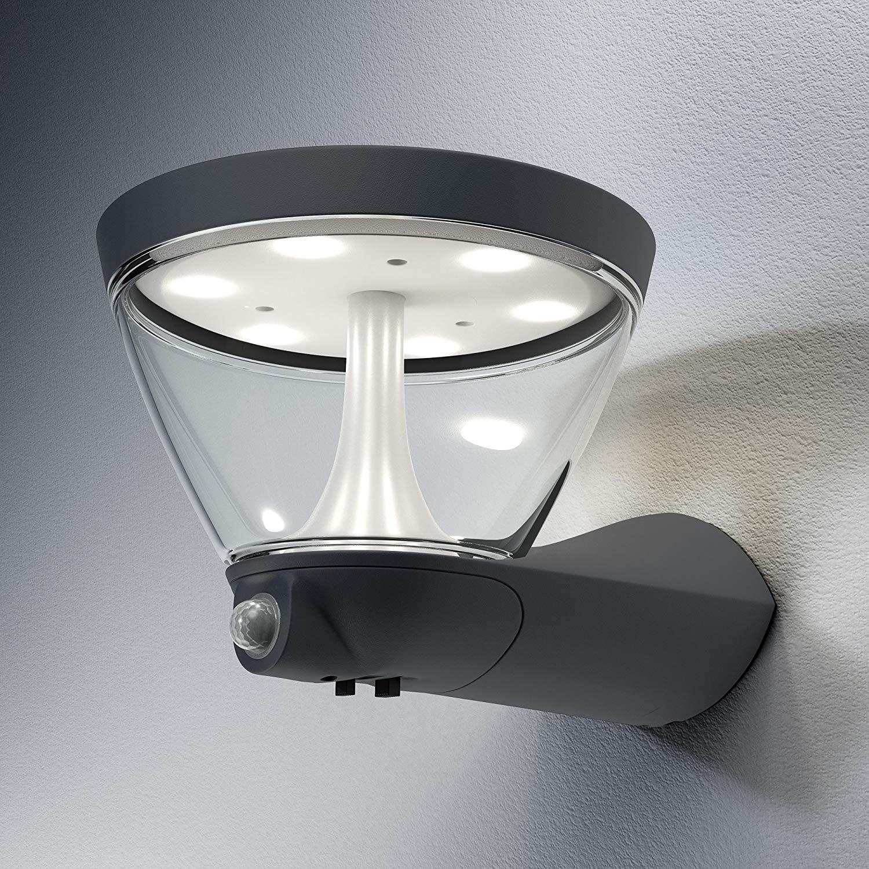 Amazon - Osram Endura Style Lantern Solar LED Wall-Outdoor Luminaire, Warm White, 5 W Prime £37.99