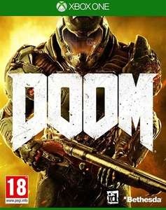 Doom (Xbox One) £4 (Used) @ CEX (+£1.50 Delivered)