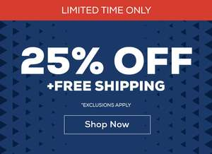 Gifts for the footie fan - 25% off everything and free delivery @ Fanatics