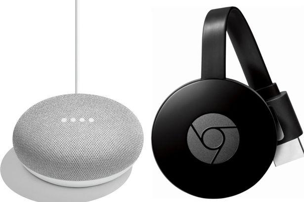 Google Chromecast & Home Mini Bundle £49 @ Google Store