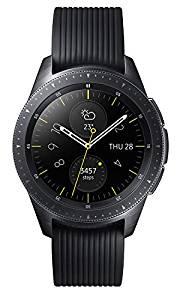 Samsung Galaxy Watch (42mm) - Midnight Black £255.41 @ Amazon