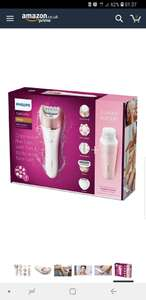 BARGAIN - ***Reduced From £250*** Philips Satinelle Prestige Cordless Epilator BRP586/00 £89 @ Amazon