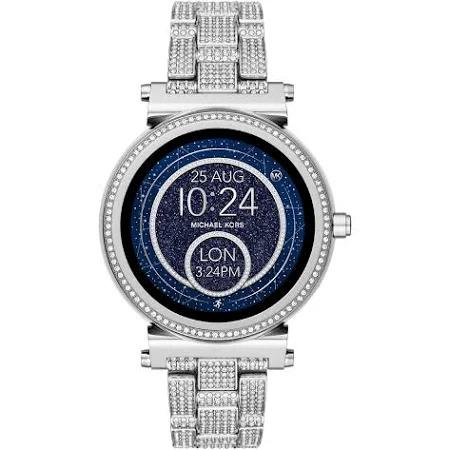 Michael Kors Women's Smartwatch Sofie MKT5024 £179 @ Amazon