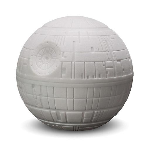 Illumi-Mate Star Wars death star Grey Night light  £5 Save £5  B&Q