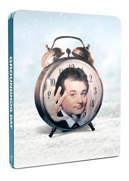 Groundhog Day Blu-ray Steelbook £8.99 w/ code @ Zoom