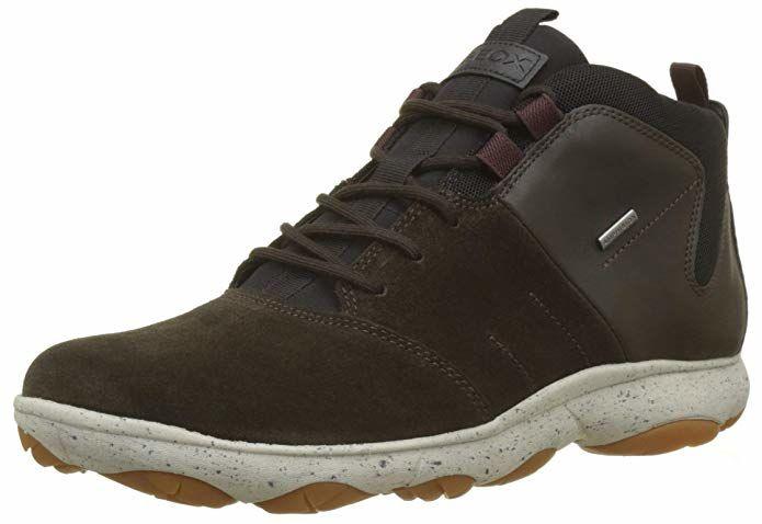 Geox Men's U Nebula 4x4 Chukka All-Weather Boots - £73 @ Amazon