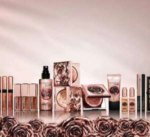 Smashbox Up to 50% OFF Metal Petal Line & 25% Off All Other Products