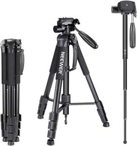 """Neewer Portable 70""""Tripod Monopod 2in1 Flash Sale - £27.92 @ Sold by Bill's Deals UK and Fulfilled by Amazon"""