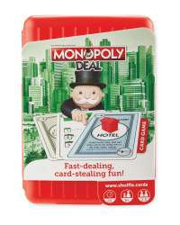 Shuffle card games (Monopoly, Cluedo, Guess Who etc.) @ Aldi £3.99 (Instore or £2.95 Delivery online)
